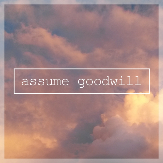 assume-goodwill